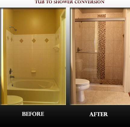tub-to-shower-conversion-Spaces-Contemporary-with-convert-tub-to-shower